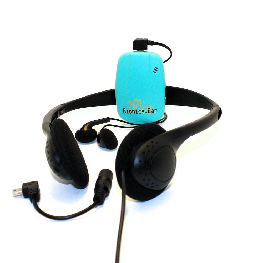 Bionic Ear 2Plus Premium Personal Sound Amplifier