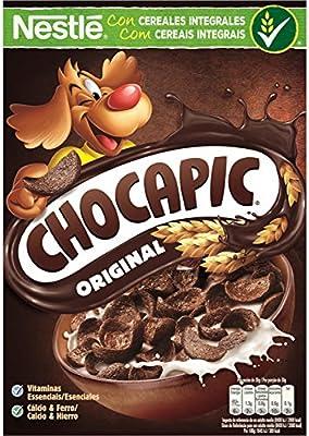 Chocapic PACK DE 15 CAJAS de 375g - Total 5,6KG Cereales de chocolate - Incluyendo envio express 24/48h: Amazon.es: Alimentación y bebidas
