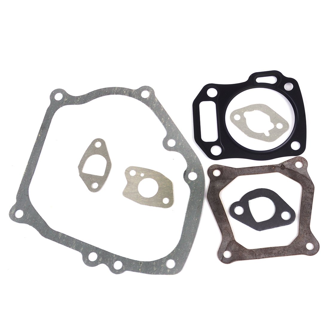 Gasket Kit fits for Honda GX160 5.5HP GX200 6.5HP China 168F 168FA 168FB Gasoline Engine Generator 7 pcs set eastar