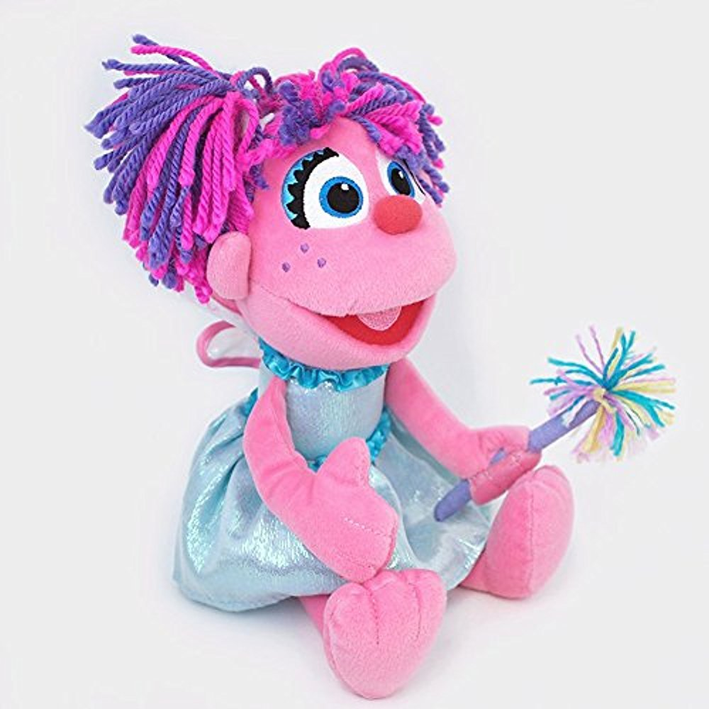 Sesame Street Everyday from Gund Abby Cadabby 12'' Plush