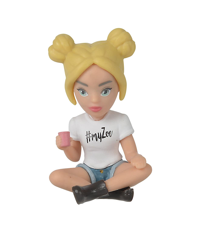 #myZoe 105953305 - #myZoe, BFF Minifigur als cooler Wegbegleiter Simba Toys empfohlenes Alter: ab 7 Jahre Non Books Non Books / Spielzeug