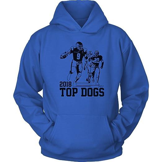 Egoteest Eagles Hoodie - Top Dogs - Eagles Winners Shirt - Super Bowl  Victory - Big a4c44095b