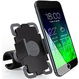 Koomus BikePro Smartphone Bike Mount Holder Cradle for iPhone 6 6 Plus 5S 5C 5 Samsung Galaxy and all Smartphones - Retail Packaging - Black