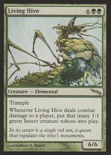Living Hive (Magic the Gathering : Mirrodin #124 Rare)