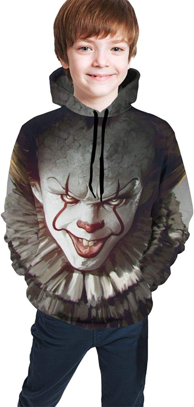 Kids Long Sleeves Hoodies Sweatshirts Slim Tracksuits