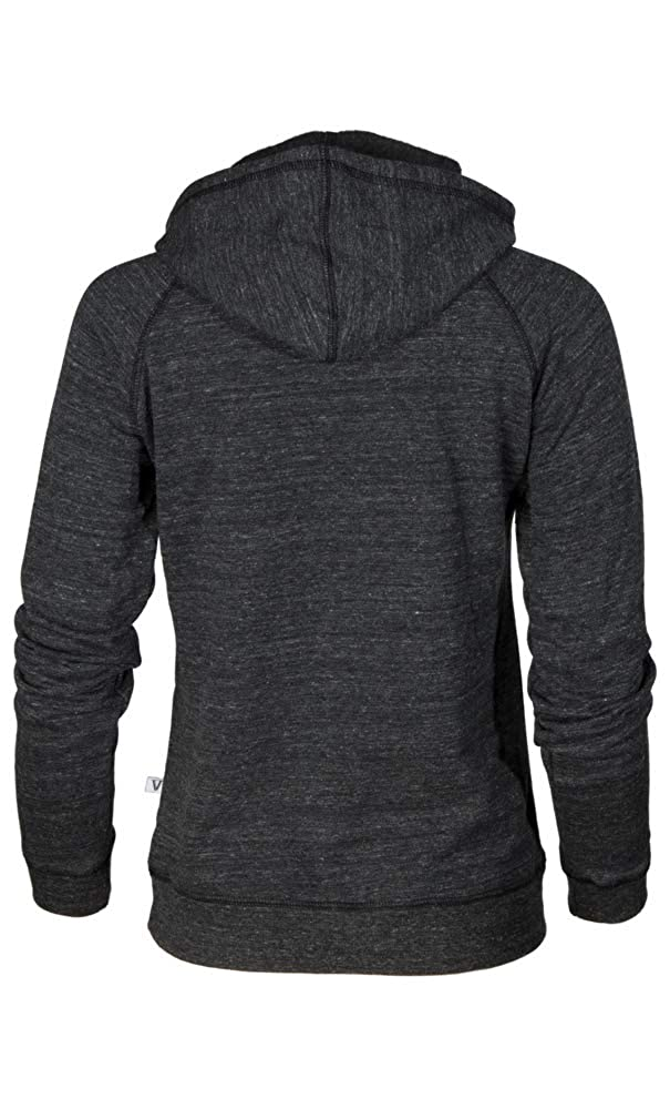 Venley Adult Women Buttersoft Tri-Onyx Pullover Hoodie