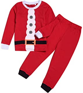 5815e5f28d8e Amazon.com  Baby House Toddler Kid Boys Girls Christmas pajama T ...