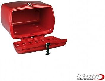 PUIG - 1126B/72 : Cofre baul especial grande reparto MAXI BOX (TIRADOR): Amazon.es: Coche y moto
