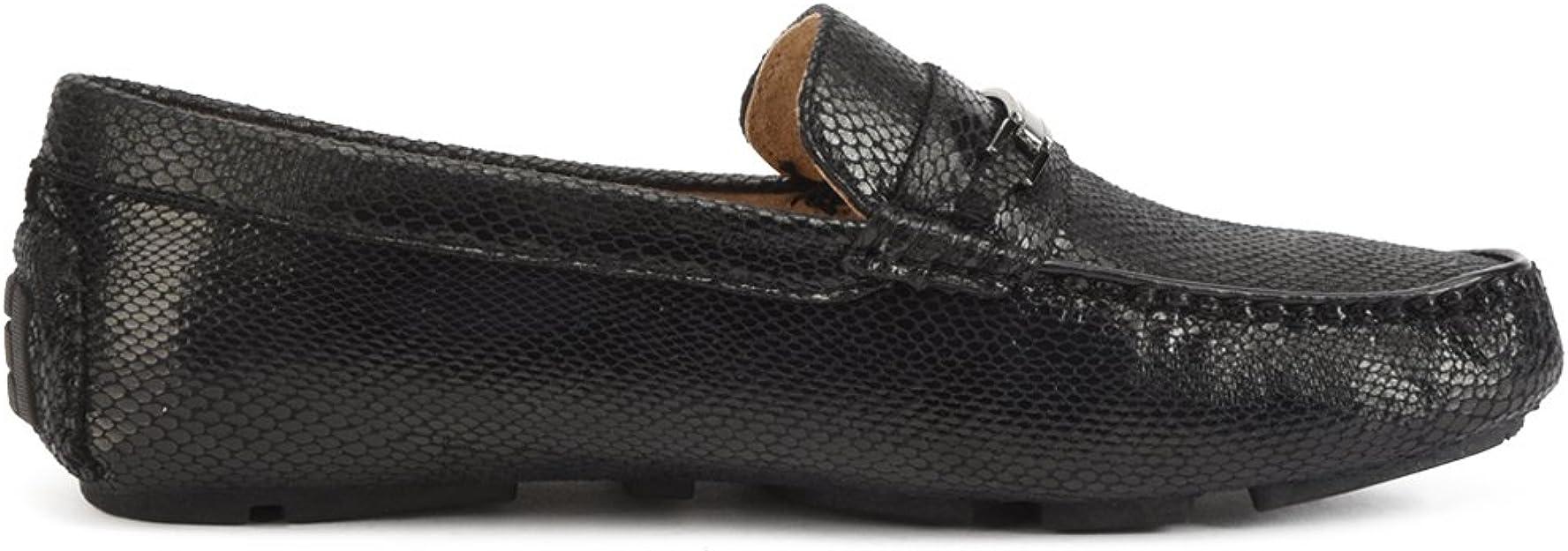 Reservoir Shoes Mocasines de Punta Cuadrada Hombre