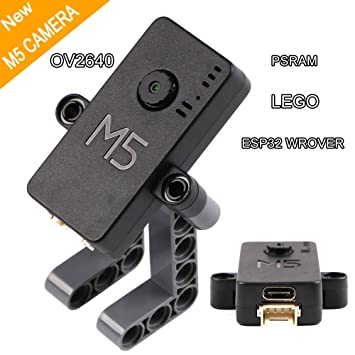Makerhawk M5Stack ESP32 Camera Module,including OV2640