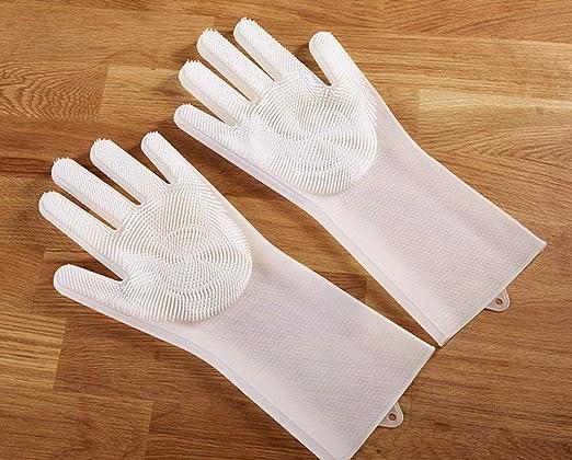 Guantes de horno resistentes al calor,guantes de cocina ...