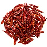 Soeos Premium Sichuan Chili (4OZ), Szechuan Dried Chilies , Chineese Red Dried Chile Peppers - Whole Dried Chiles for Hot Pot, Chili Oil, Hot Sauce, Best Ingredient for Chili Power
