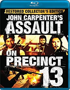 Cover Image for 'Assault on Precinct 13 (Restored Collectors Edition)'