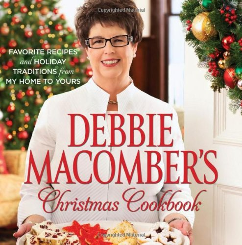 Image result for debbie macomber's christmas cookbook