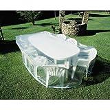 Housse de protection / bâche pour salon et table de jardin