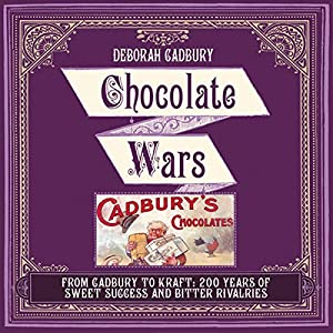 Chocolate Wars Audiobook