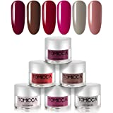 TOMICCA Acrylic Powder Nail Dipping Powder Set Nails Starter Kit