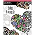 Art Zone AZ0105 Boho Coloring Book by Trends Inernational