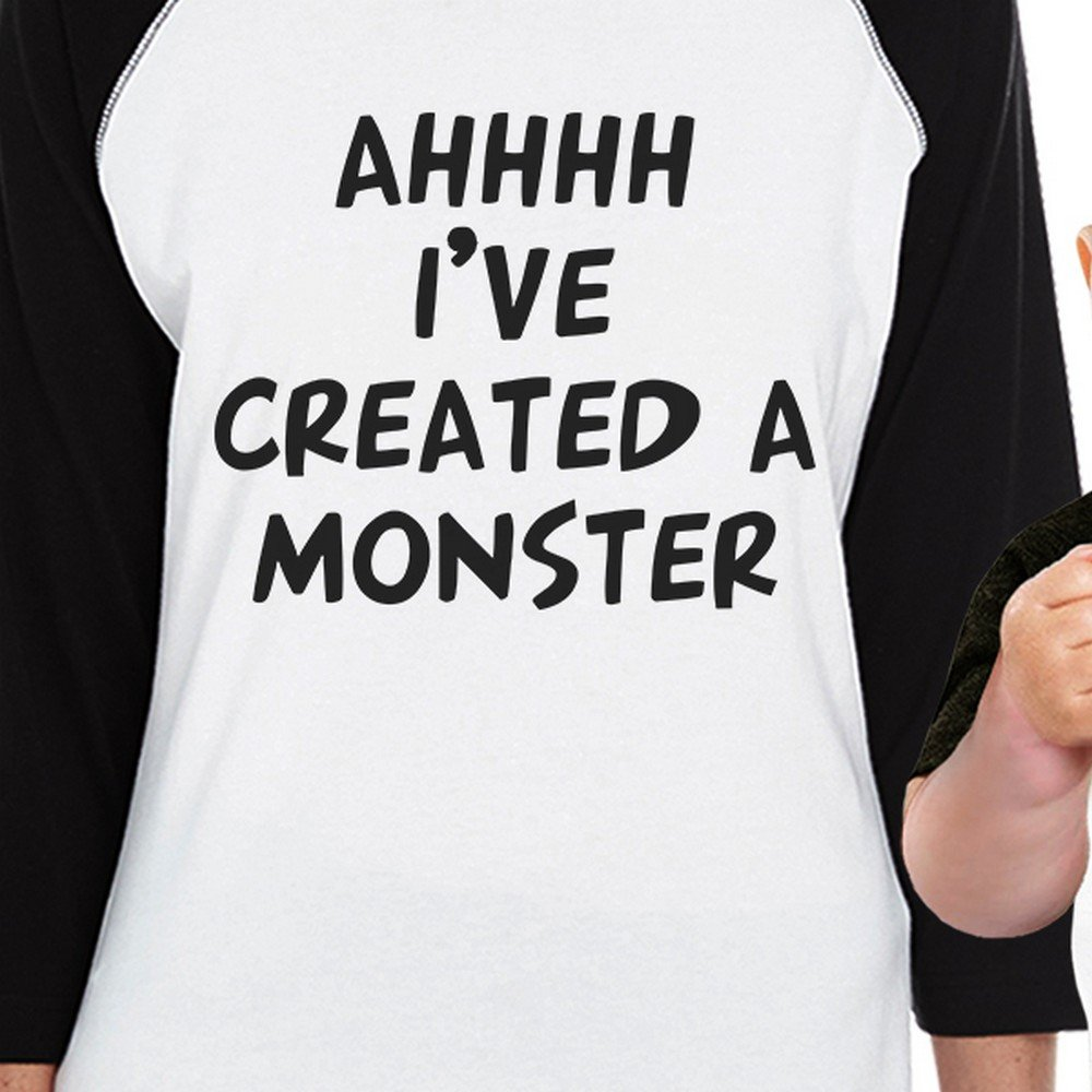Amazon.com: 365 impresión creado un monstruo de regalo a ...