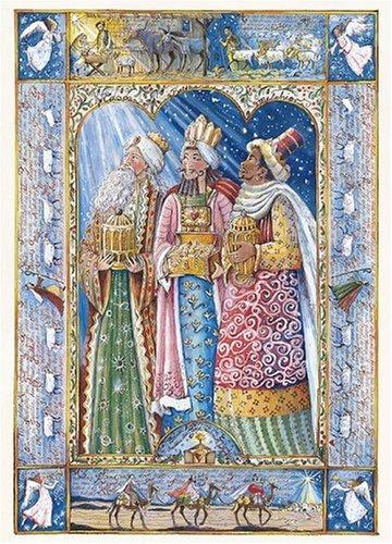 Die drei Weisen aus dem Morgenland: Adventskalender
