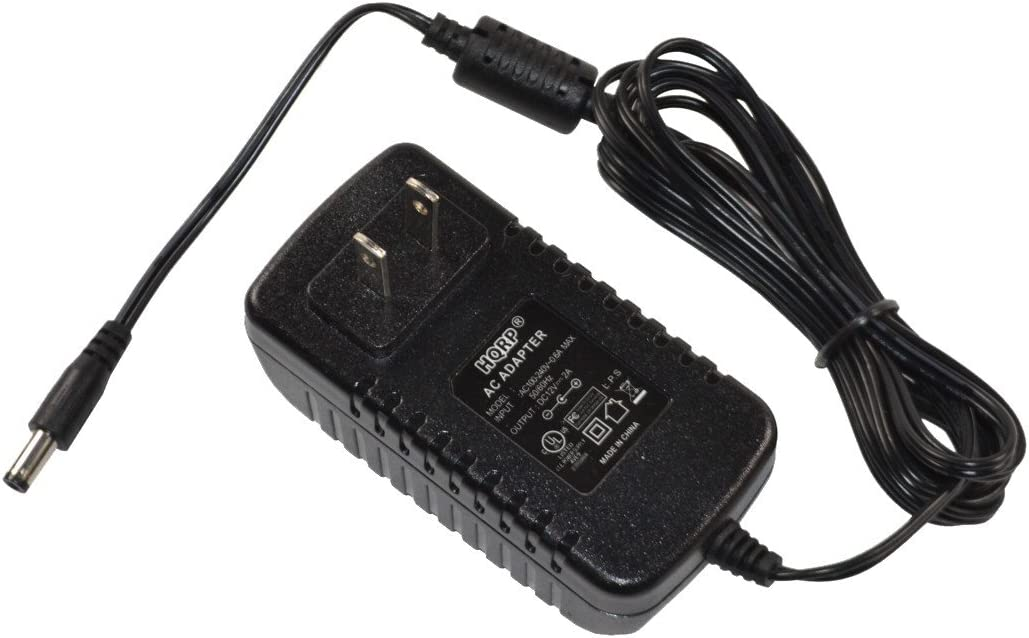 Plus HQRP Euro Plug Adapter HQRP 12V AC Adapter//Power Supply for SWANN NHD-806 720P HD Security Camera; SWNHD-806CAM UL Listed