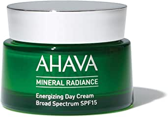 AHAVA Mineral Radiance Day Cream, SPF15, 50ml