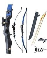 Strongbow BEETLE JR - Conjunto de arco curvado (8,1 kg)