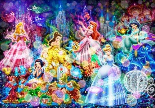 1000 piece puzzles princess - 1