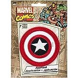 Application Marvel Comics Retro Captain America Shield Patch offers