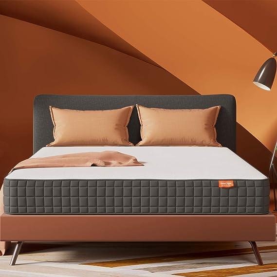 Amazon.com: Twin Mattress- Sweetnight Breeze Twin Size Mattress, Medium Firm Memory Foam Mattress for Sleep Cool & Pressure Relief, 8 Inch: Furniture & Decor