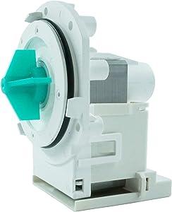 Ecumfy A00126401 154736201 Drain Pump Compatible With Frigidaire Dishwasher Drain Pump Replaces P5690431 PS8689824
