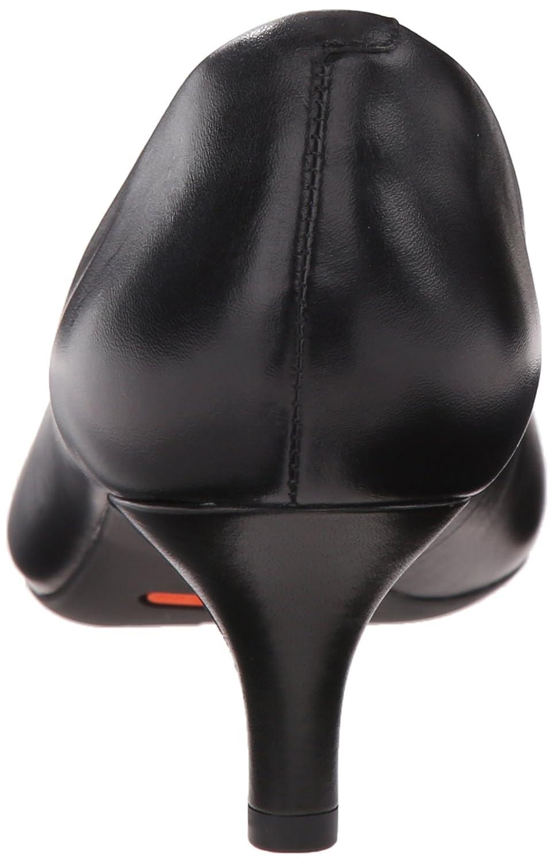 Rockport Women's Total Motion Kalila Dress Pump B01ABRZANS 7 N US Black Calf