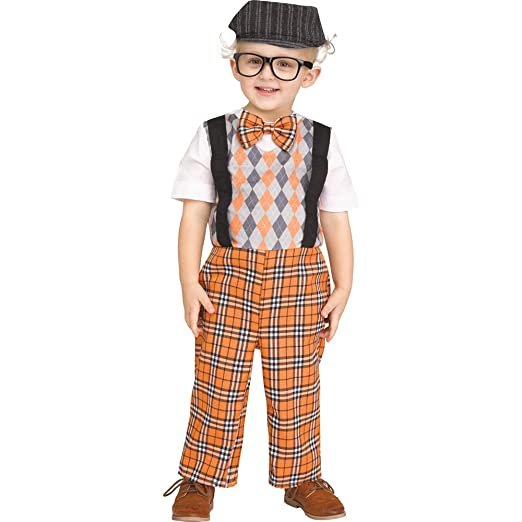 Amazon com: Fun World Lil Grampy Toddler Old Man Costume