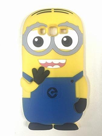 premium selection 05463 32986 For Samsung Galaxy Core Prime G360 Despicable Me Minion: Amazon.co ...