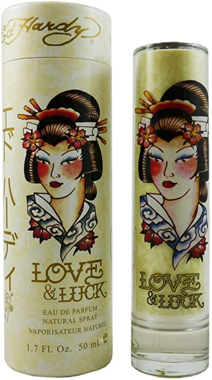 Christian Audigier Ed Hardy Love & Luck Woman Eau De Parfum for women 1.7 oz by Christian Audigier
