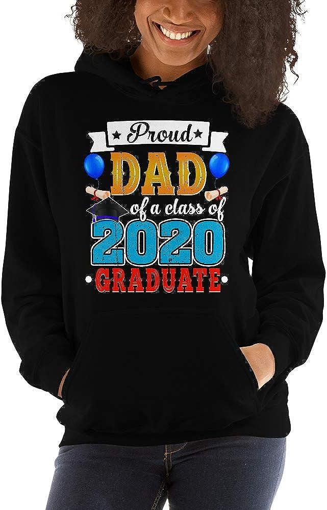 TEEPOMY Proud Dad of A Class of 2020 Graduate Unisex Hoodie