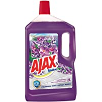Ajax Fabuloso Floor Cleaner, Lavender Fresh, 2L