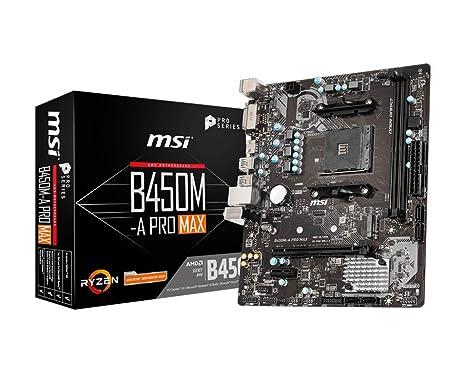 Risultati immagini per msi b450 m pro max