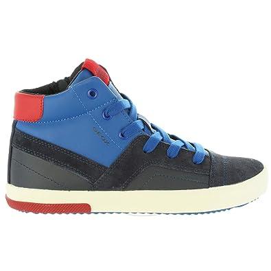 Geox Jungen J Alonisso Boy A Hohe Sneaker