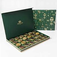 VAHDAM, Pack Variado para Regalar a Mamá | 24 Variedades de Té en una Lujosa Caja para Regalo | Ingredientes 100…