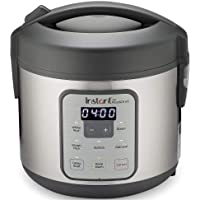 Instant Zest 8-Cup Rice & Grain Cooker