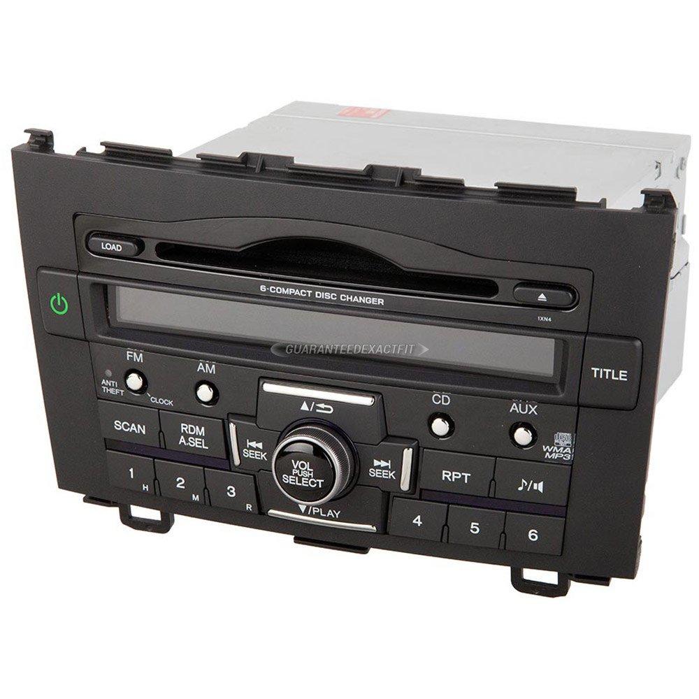 リサイクル純正OEMステレオラジオ/ CD PlayerホンダCR - V – BuyAutoParts 18 – 40943rリサイクル品 B01N4GG78O
