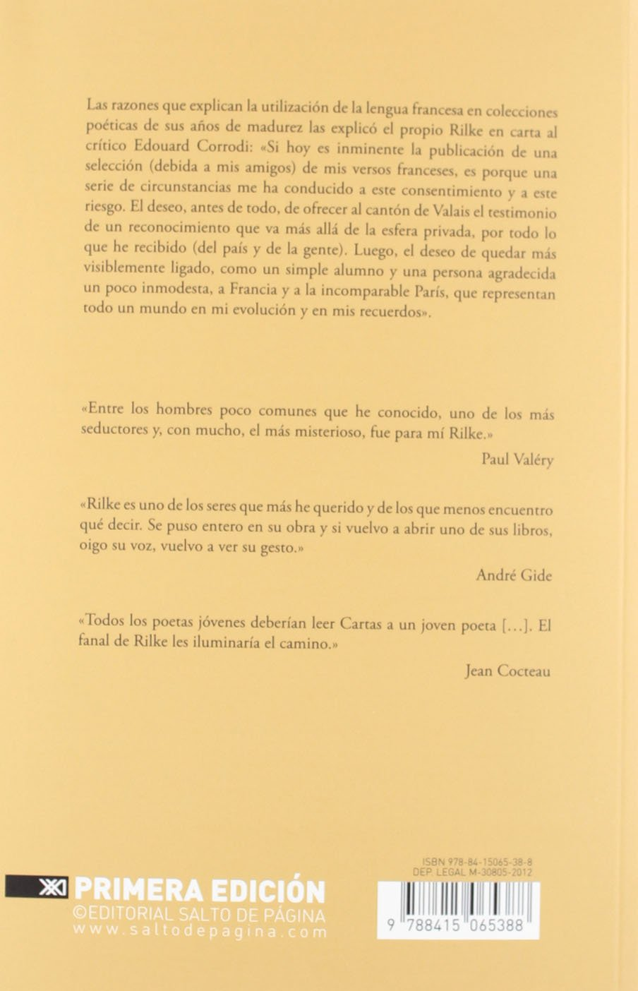 ROSAS. ESBOZOS VALAISANOS, LAS (Spanish Edition): Rainer ...