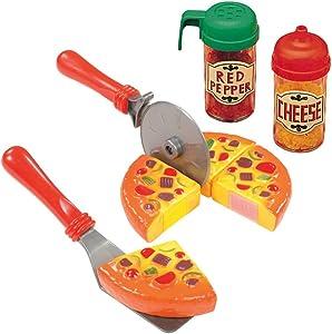 Redbox Cut 'N Play Pizza Set