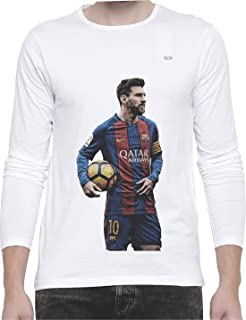 5af1e9b8bdc Style Eva - Lionel Messi Printed T-Shirts Collections for Men and Women,  Code