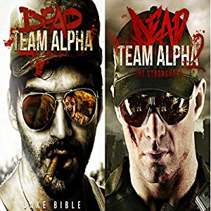 Dead Team Alpha Audiobook