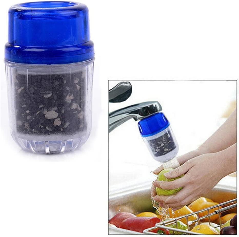 Transer doble filtro purificador Head agua purificada grifo de ...
