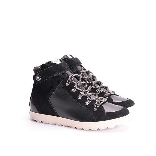 Liu-Jo Zapatilla De Deporte Coralie - S65123 P0079 / Seaker Alta Coralie - 41: Amazon.es: Zapatos y complementos