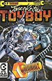 #3: TOYBOY (1986 CO) 1-7 NEAL ADAMS' complete series!