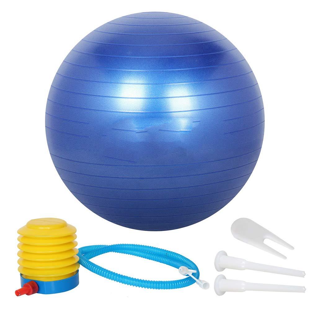 NAN® Sports Fitness Yoga Ball 55 Cm / 65 Cm / 75 Cm con ...